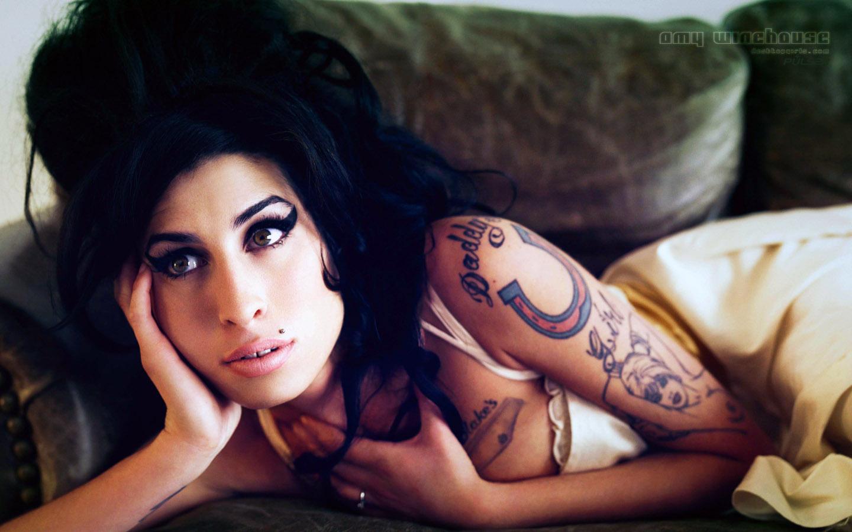 Amy Winehouse   La Brucette