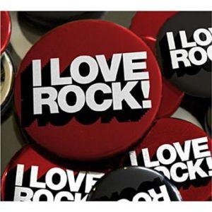 I Love Rock | La Brucette
