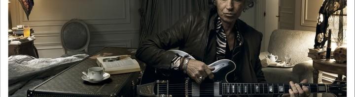 Keith Richards pour Louis Vuitton