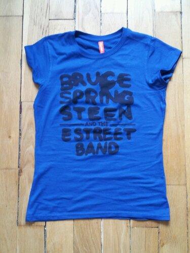 Tee-shirt de la Tournée Wrecking Ball