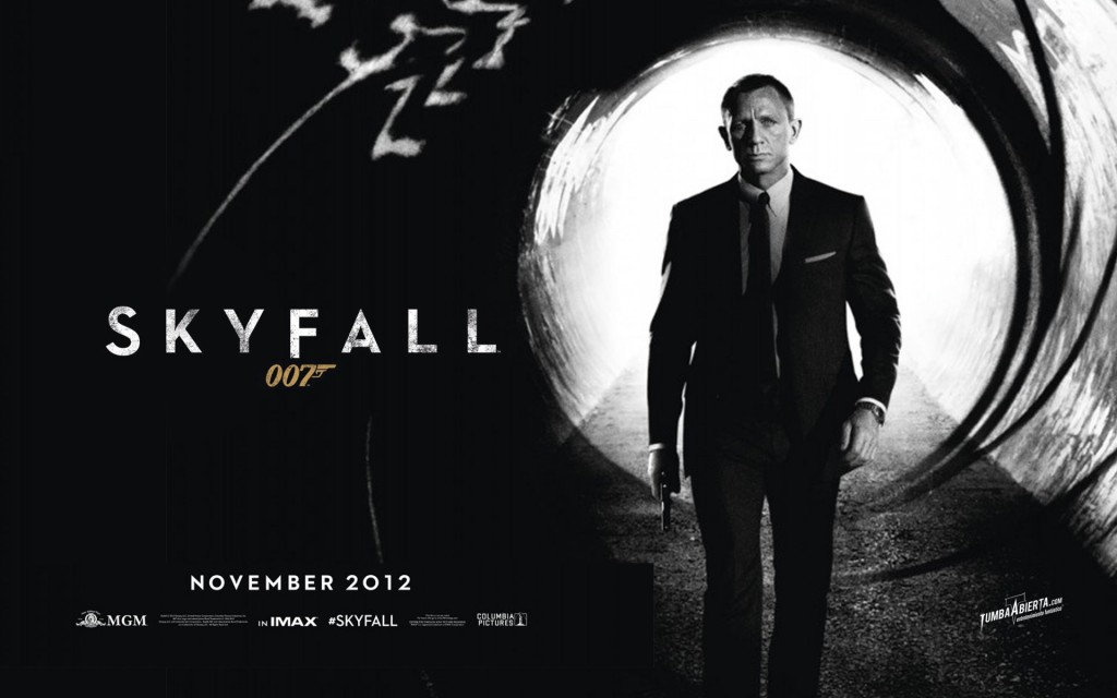 Skyfall - James Bond - Daniel Craig