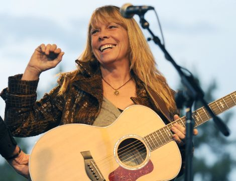 Rickie Lee Jones au New Morning - Festival All Stars