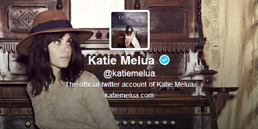 Katie Melua - Official Twitter