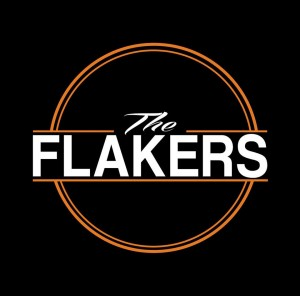 The Flakers logo