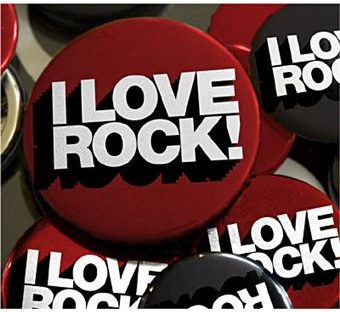 I Love Rock | La Brucette