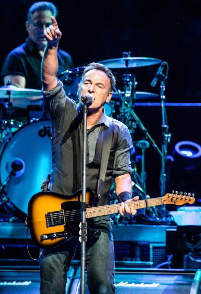 Bruce Springsteen à Bercy - © David Wolff - Patrick