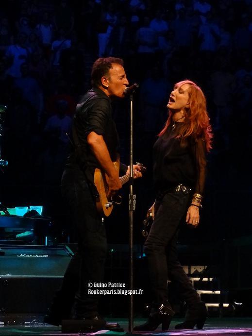 Bruce Springsteen à Bercy