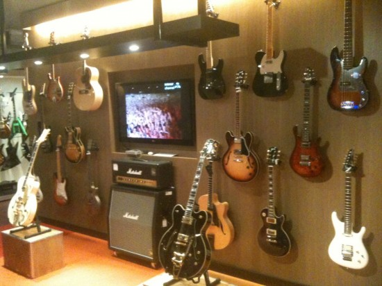 wall of fame musikia
