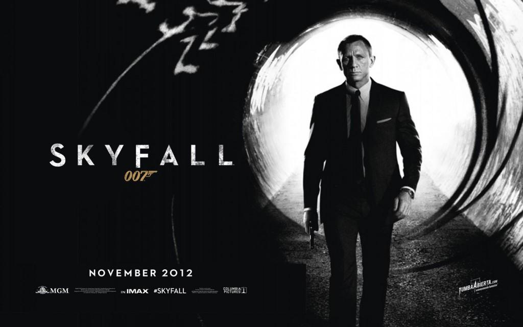 Skyfall - James Bond - Daniel Craig