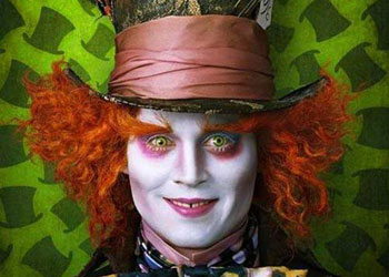 "The ""Mad Hatter"""