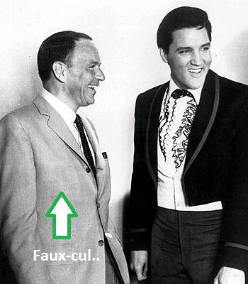 Elvis et Sinatra