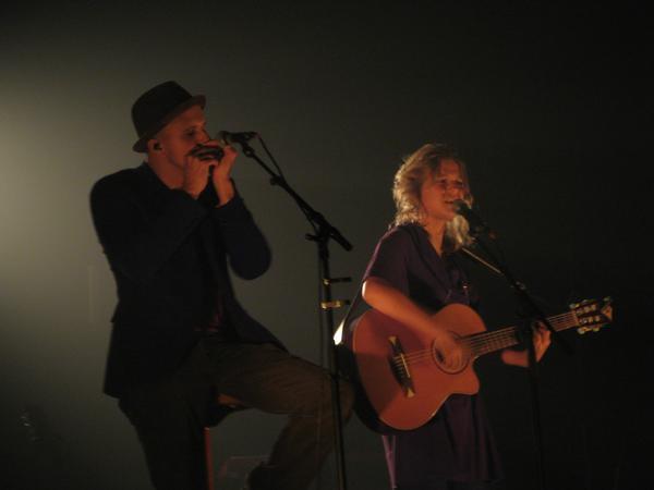 Milow et Selah Sue