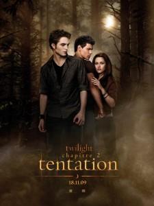 Twilight chapitre 2 : Tentation