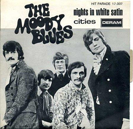 Nights in White Satin par The Moody Blues