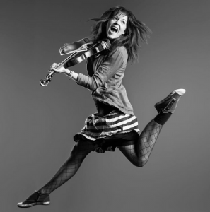 Lindsey Stirling dance